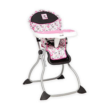 Disney Baby Fast Pack High Chair- Fly Away Minnie