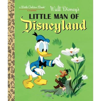 Little Man of Disneyland (Disney Classic) - Walmart.com