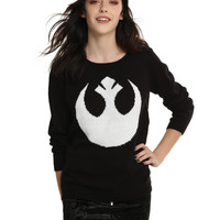 Star Wars Rebel Intarsia Girls Sweater