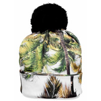 Summer Palm Tree Beanie