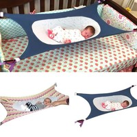 Portable Baby Crib Bed Newborn Hammock