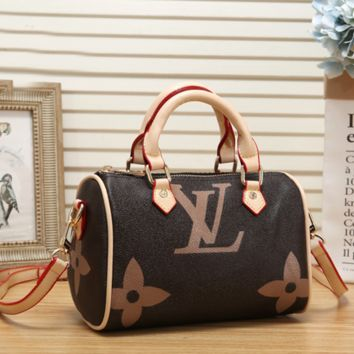 Women Fashion Leather Satchel Bag Shoulder Bag Handbag Crossbody