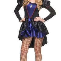 Royal Queen of Evil Costume