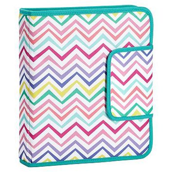 Gear-Up Multi Chevron Print Homework Holder