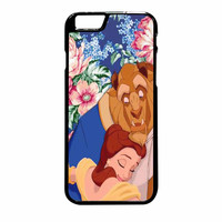 Beauty And The Beast Floral Vintage iPhone 6 Plus Case