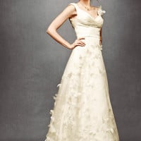 Ethereal Monarch Gown