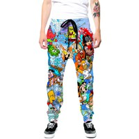 Stoned Toons Joggers