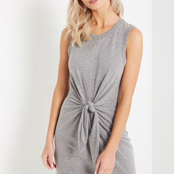 Sway Tie Front Dress
