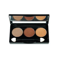 NYX Trio Eye Shadow, In The Woods
