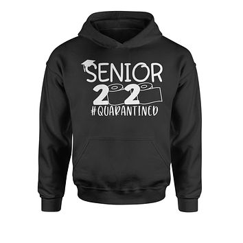 Seniors 2020 Quarantined Toilet Paper Youth-Sized Hoodie