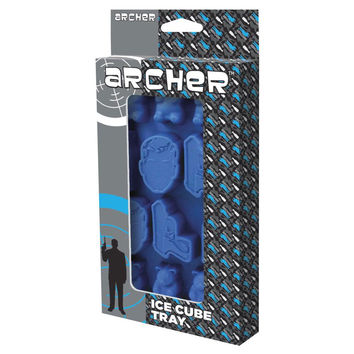 Archer - Icons Ice Cube Tray
