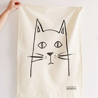 The Rise And Fall Tea Towel - Urban Outfitters
