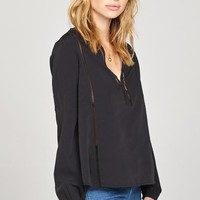 AMUSE SOCIETY - Pretty Young Thing Top | Black Sands