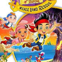 Jake & The Neverland Pirates-Jakes Never Land Rescue (Dvd/Sword/Stickers)