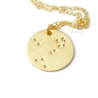 Constellation Gold Necklace