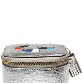 Leather Pills Small Keepsake Box - Anya Hindmarch | WOMEN | US STYLEBOP.com