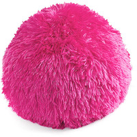 Walmart: your zone longhair fur decorative pillow