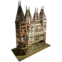 Large Wooden Chateau Birdcage, French Napoleon III   1stdibs.com