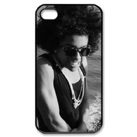 Mindless Behavior Princeton Iphone 4/4S Case Plastic Back Case for Iphone 4/4S