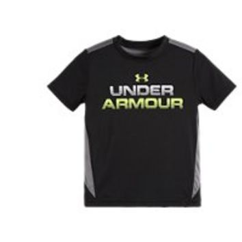 Under Armour Boys' Pre-School UA Elevated Armour T-Shirt