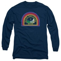 Alien - Nostromo Long Sleeve Adult 18/1 Officially Licensed Shirt