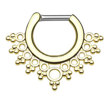 Lacey Edge Design IP Septum Clicker