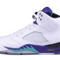 Best Deal AIR JORDAN 5 RETRO 'WHITE GRAPE'
