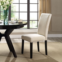 Packet Fabric Dining Chair