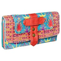 Mossimo Supply Co. Geometric Print Wallet - Multicolor
