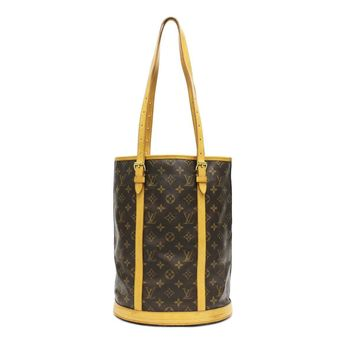 Tagre™ Louis Vuitton Marais Bucket Gm Monogram Shoulder Bag