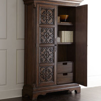 Ambella San Marcos Entertainment Cabinet