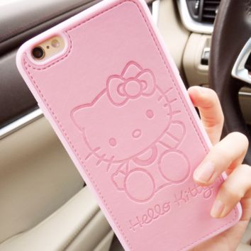 Cartoon iPhone Case phone