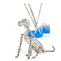 Rover The Doodles Dog Fully Poseable Wire Artist's Model, Fun & Unique Gifts