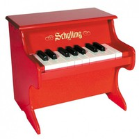 Aldea Baby | Mini Red Piano
