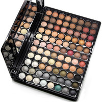 New Fashion Warm Pro 88 Color Eyeshadow Palette Beauty Makeup Set Makeup Eye Shadow 3 Color Choose [8096933319]