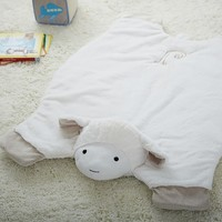 Lamb Plush Play Mat