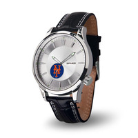 New York Mets MLB Icon Series Mens Watch