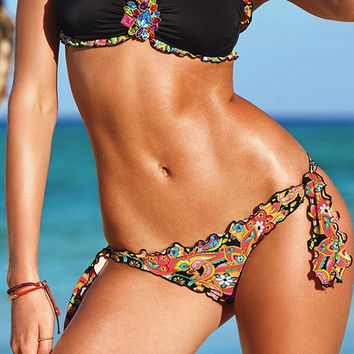 Ladies Stylish Bikini Spring Summer Swimsuits Push Up Like Swimwear Designer Bathing Suit Beach Wear = 4641970052