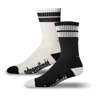 J-Train Socks - 2-pack - Black - Adrenaline - www.adrln.com