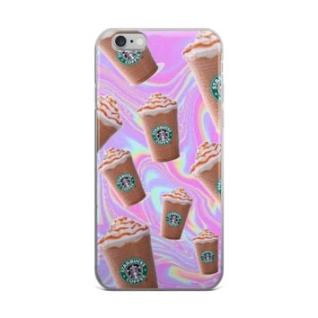 Starbucks Coffee iPhone 6/6s 6 Plus/6s Plus Case