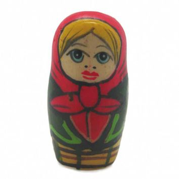 Mini Color Russian Nesting Doll