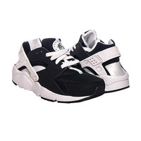 NIKE HUARACHE RUN SNEAKER - Black | Jimmy Jazz - 654275-009