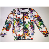 For The Birds Floral Jacket