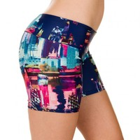 Onzie - Full Coverage Shorts   Pronounce Activewear