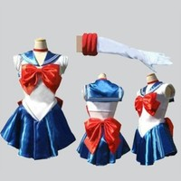 Sailor moon cosplay Serena Cosplay Costume