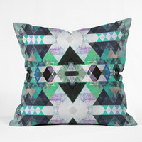 Mareike Boehmer Graphic 115 Y Outdoor Throw Pillow