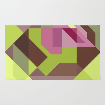 Composition6 Area & Throw Rug by eDrawings38 | Society6