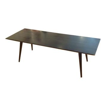 Paul McCobb Mid-Century Wood Coffee Table