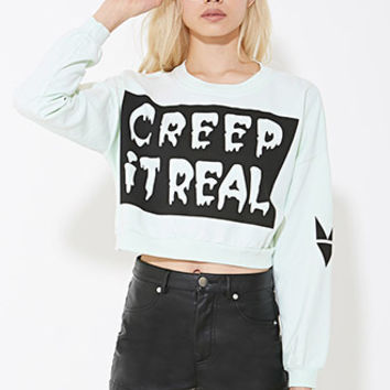 MYVL Creep It Real Sweatshirt