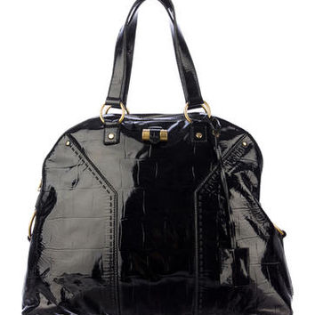 yves saint laurent muse weekender tote 15445a3abd39e